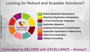 Robust Solutions, Valueedge Solutions